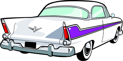400x198 Classics Clipart Old Fashioned Car
