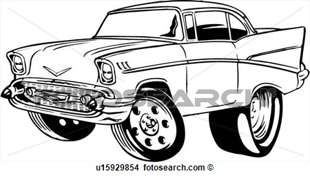 450x255 57 Chevy Clipart Collection