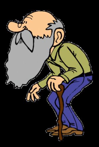 337x500 Old Man Clip Art Old Men Clipart