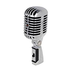300x300 Krown Vintage Series Retro Dynamic Mic With Low Noise 5 Amazon.in