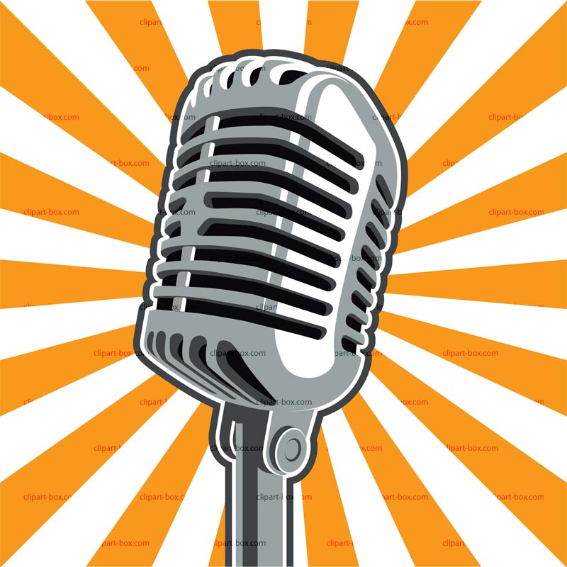 800x800 Radio Microphone Clip Art Free Clipart Images 2