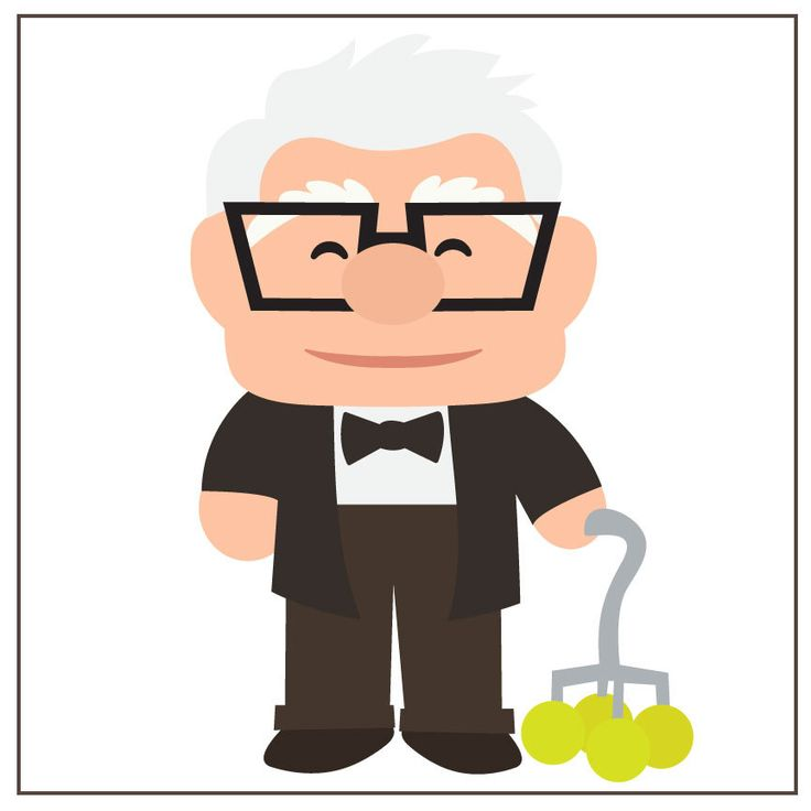 Old Guy Clipart