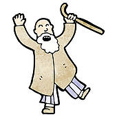 170x170 Crazy Old Guy Clip Art Cliparts