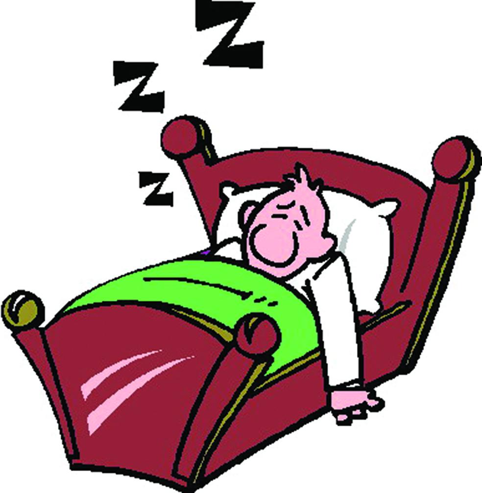 984x1008 Sleeping Clipart Old Man