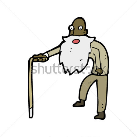 450x450 Gallery For Gt Old Man With Walker Clipart