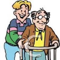 200x200 Old People Clipart