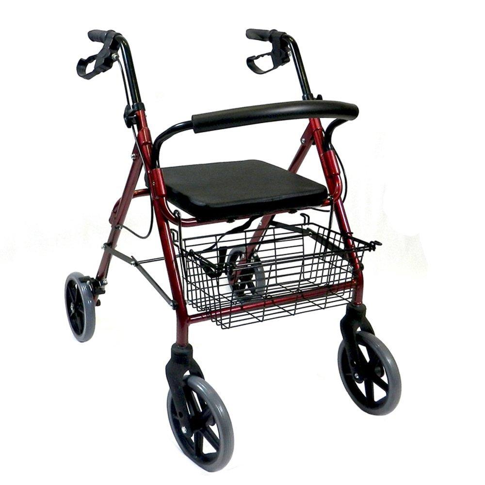 1000x1000 Buy Kosmocare Rollator Walker With Seat Online