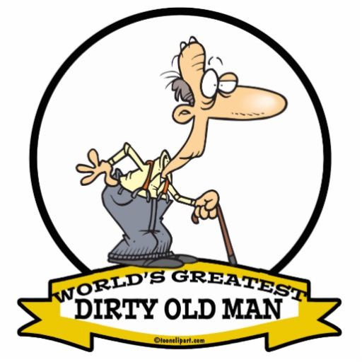 512x512 Free Clipart Dirty Old Man