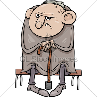 325x325 Old Man 2 Gl Stock Images