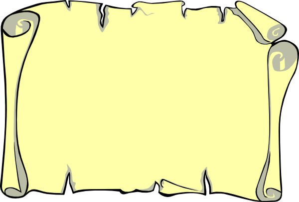 600x406 Paper Border Clip Art