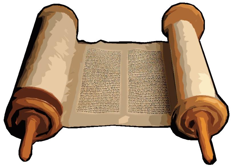 820x589 Scroll Clipart Bible