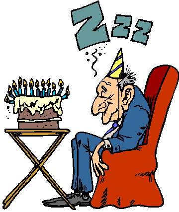 360x427 Old People Sleeping Clip Art Cliparts