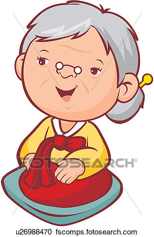 307x470 Clipart Of Women, Happiness, Togetherness, Womankind, Old People