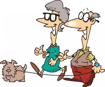 350x291 Old People Elderly People Clip Art Image