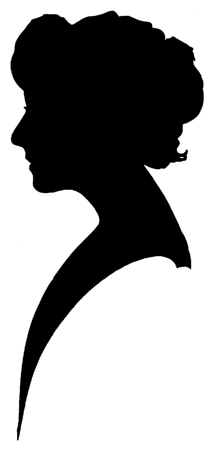 712x1479 Woman Old Fashion Silhouette Clip Art Free Silhouette Clipart