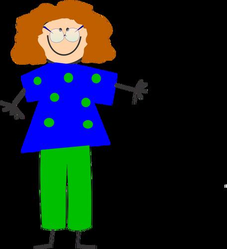 456x500 9835 Free Old Lady Cartoon Clip Art Public Domain Vectors