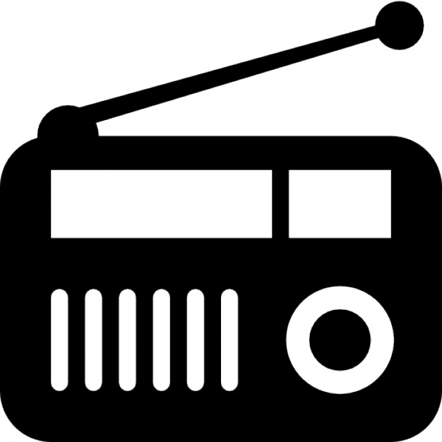 626x626 Old Radio Icons Free Download