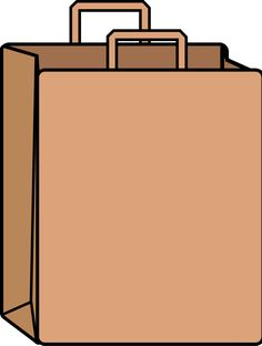 236x312 You Can Use This Brown Shopping Bag Clip Art On Your Personal