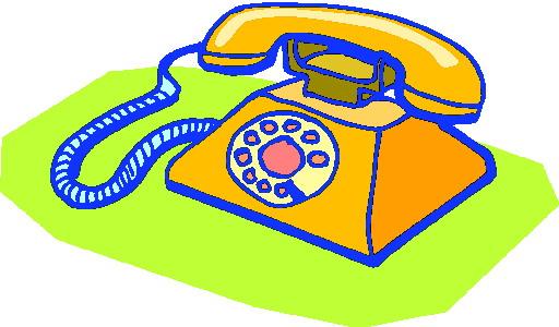 512x300 Telephone Clip Art 4
