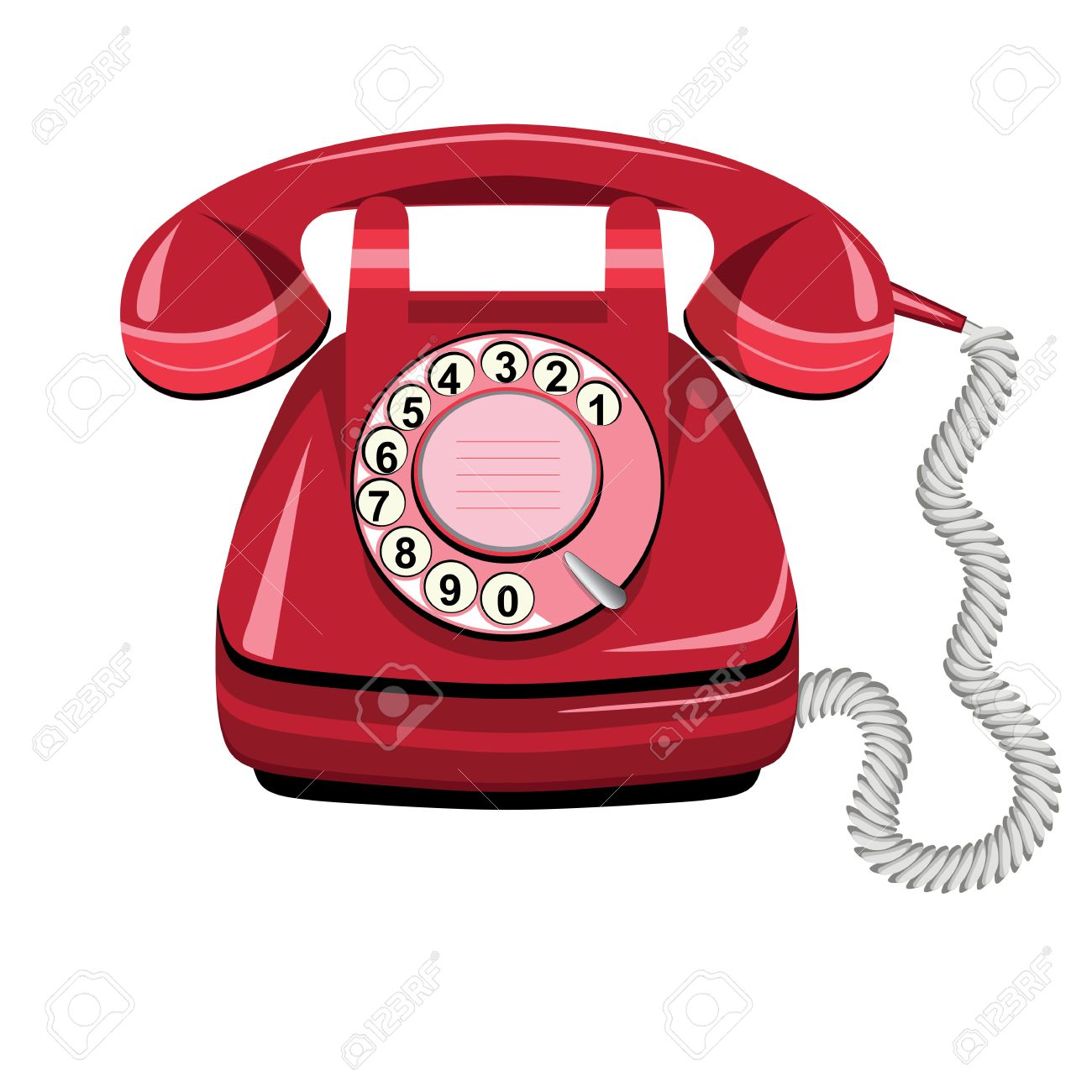 1300x1300 Telephone Clipart Dial Phone