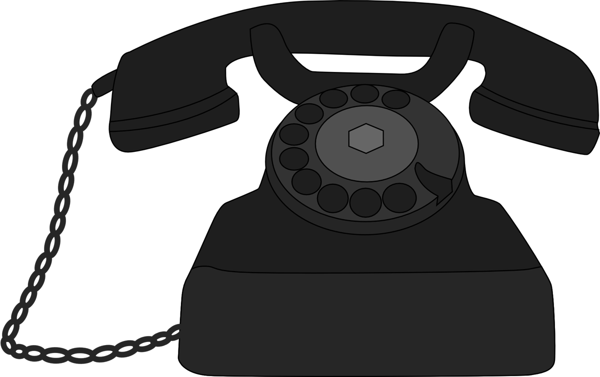 1200x755 Telephone Clipart Old Phone