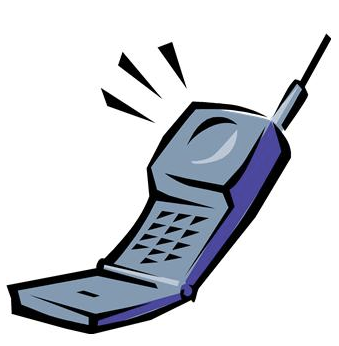 339x346 Telephone Clipart Old School