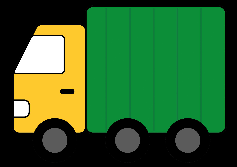 2358x1666 Clip Art Truck