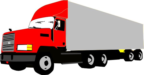 600x314 Truck Clipart Clipart Image