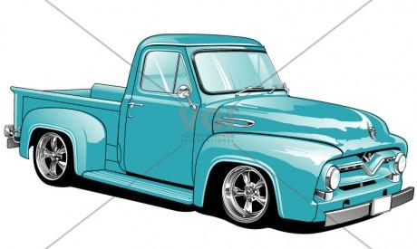 460x275 Trucks Clipart