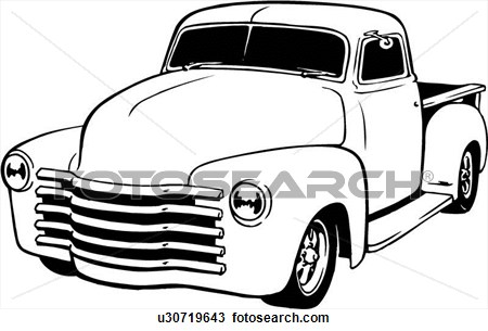 450x305 Chevrolet Clipart Chevy Truck