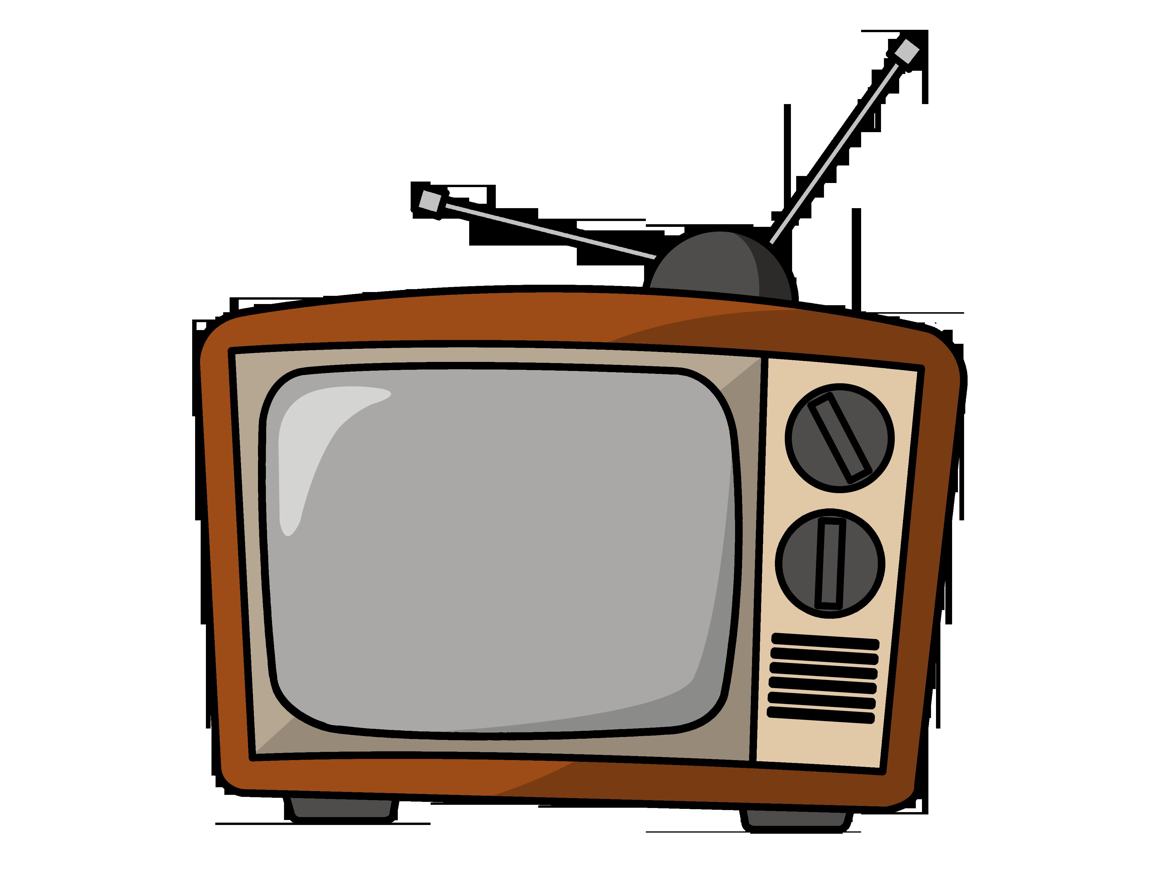 4000x3000 Best Television Clip Art