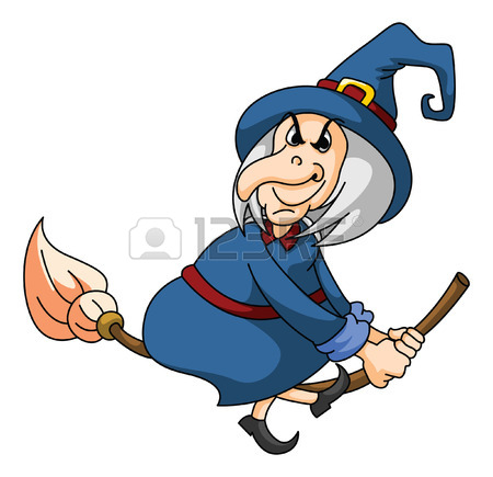 450x435 4,536 Old Witch Stock Illustrations, Cliparts And Royalty Free Old