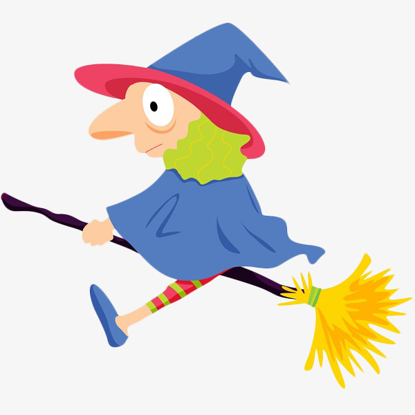 600x600 Cartoon Old Witch Png Image For Free Download