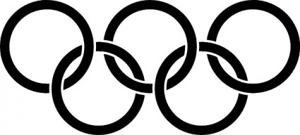 425x192 Olympic Clipart