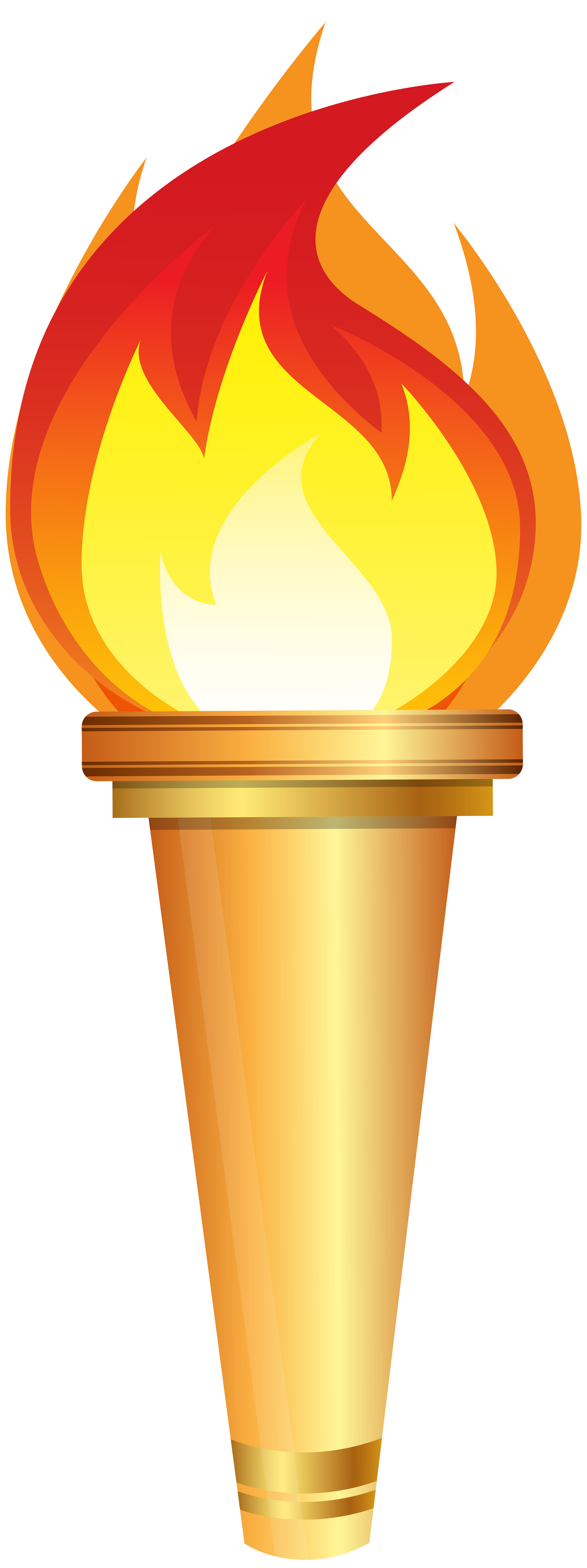 2995x8000 Olympic Flame Clip Art Cliparts