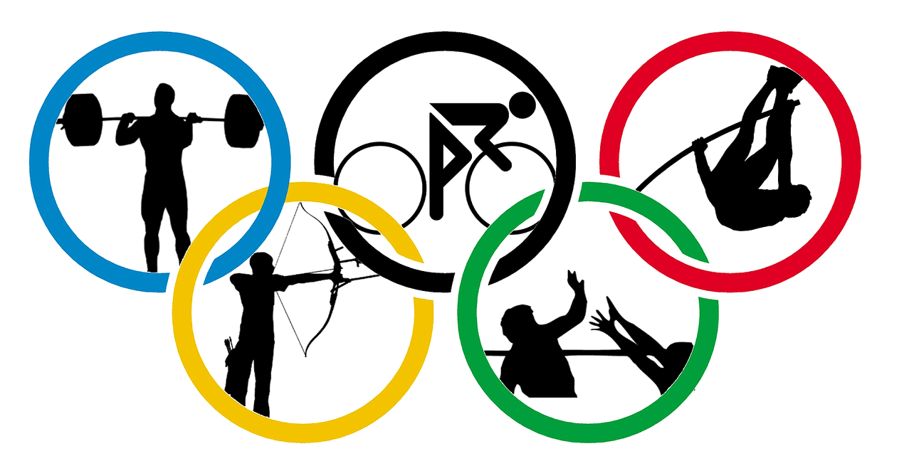 1270x662 Olympic Games Clipart Summer Olympics