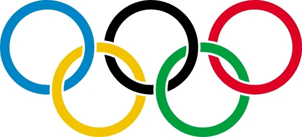 600x272 Olympic Rings Clip Art Free Vector In Open Office Drawing Svg