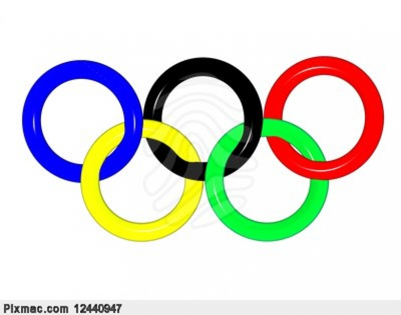 820x645 Olympic 2008 Clip Art And Graphics Free Vector Ring Hubprime