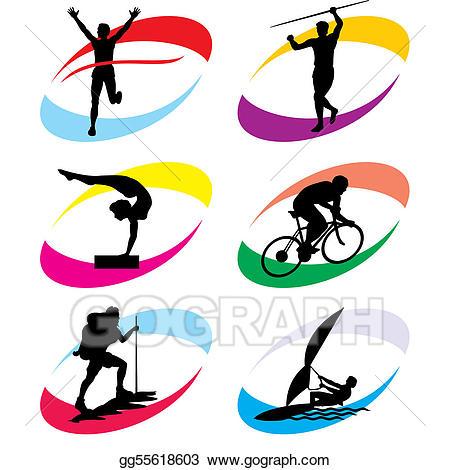 450x470 Olympic Games Clip Art