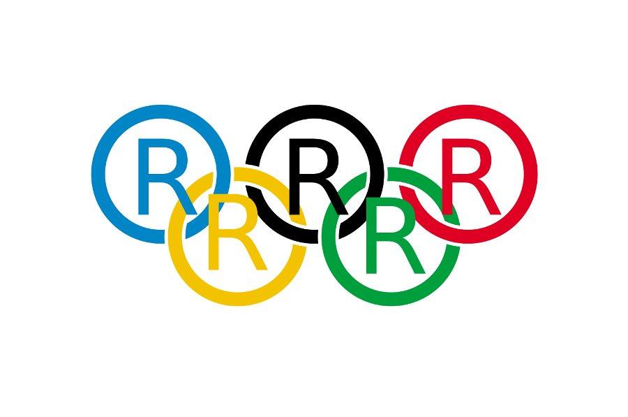 900x597 Olympic Equestrian Logo Clip Art