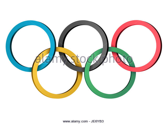 640x472 Olympic Rings Stock Photos Amp Olympic Rings Stock Images