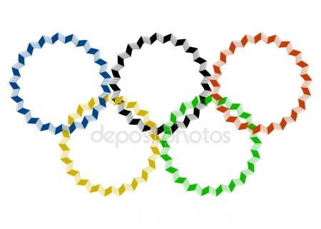450x321 Olympic Logo Rings Stock Vectors, Royalty Free Olympic Logo Rings