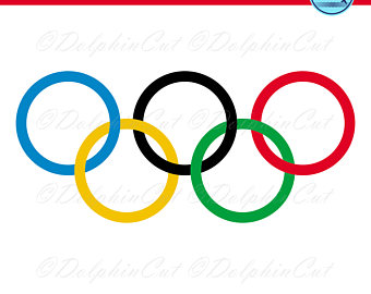 340x270 Olympic Rings Etsy