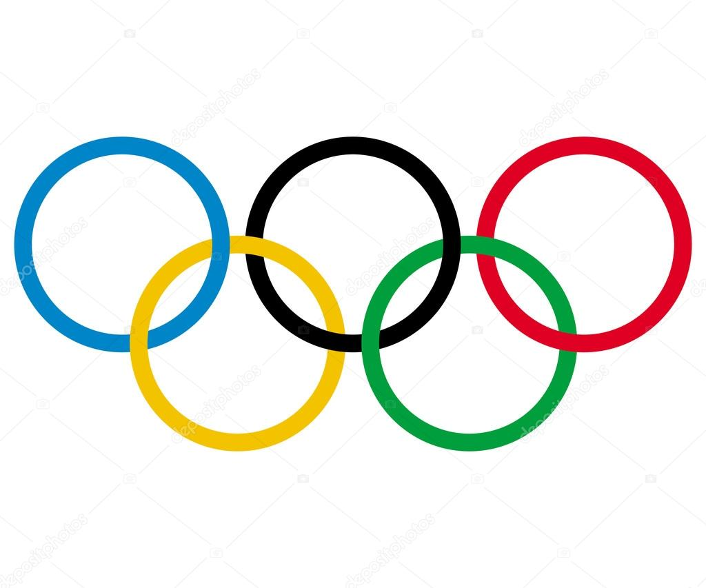1024x853 Olympic Rings Vector Stock Vector Pavlentii