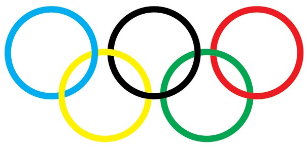 605x292 Olympic Symbol Clipart