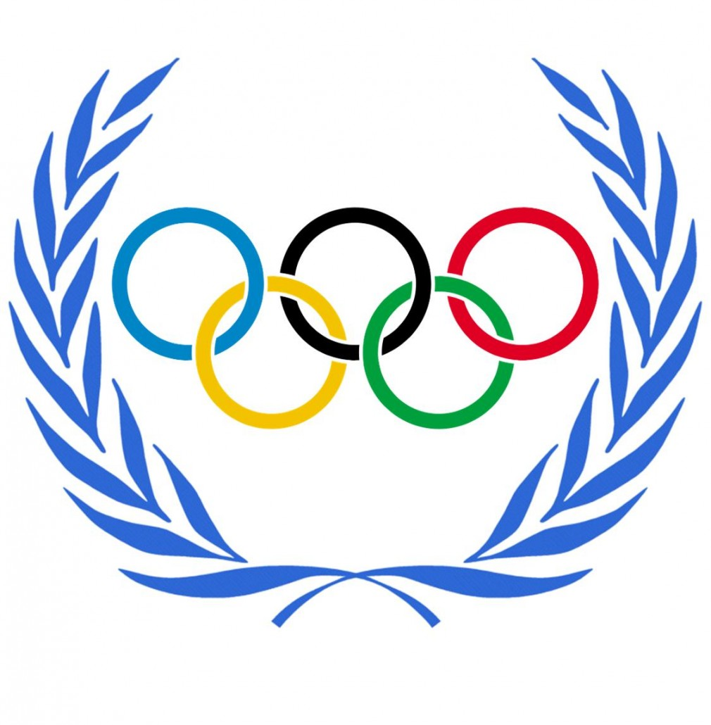 1010x1030 Ring Clipart Olimpic