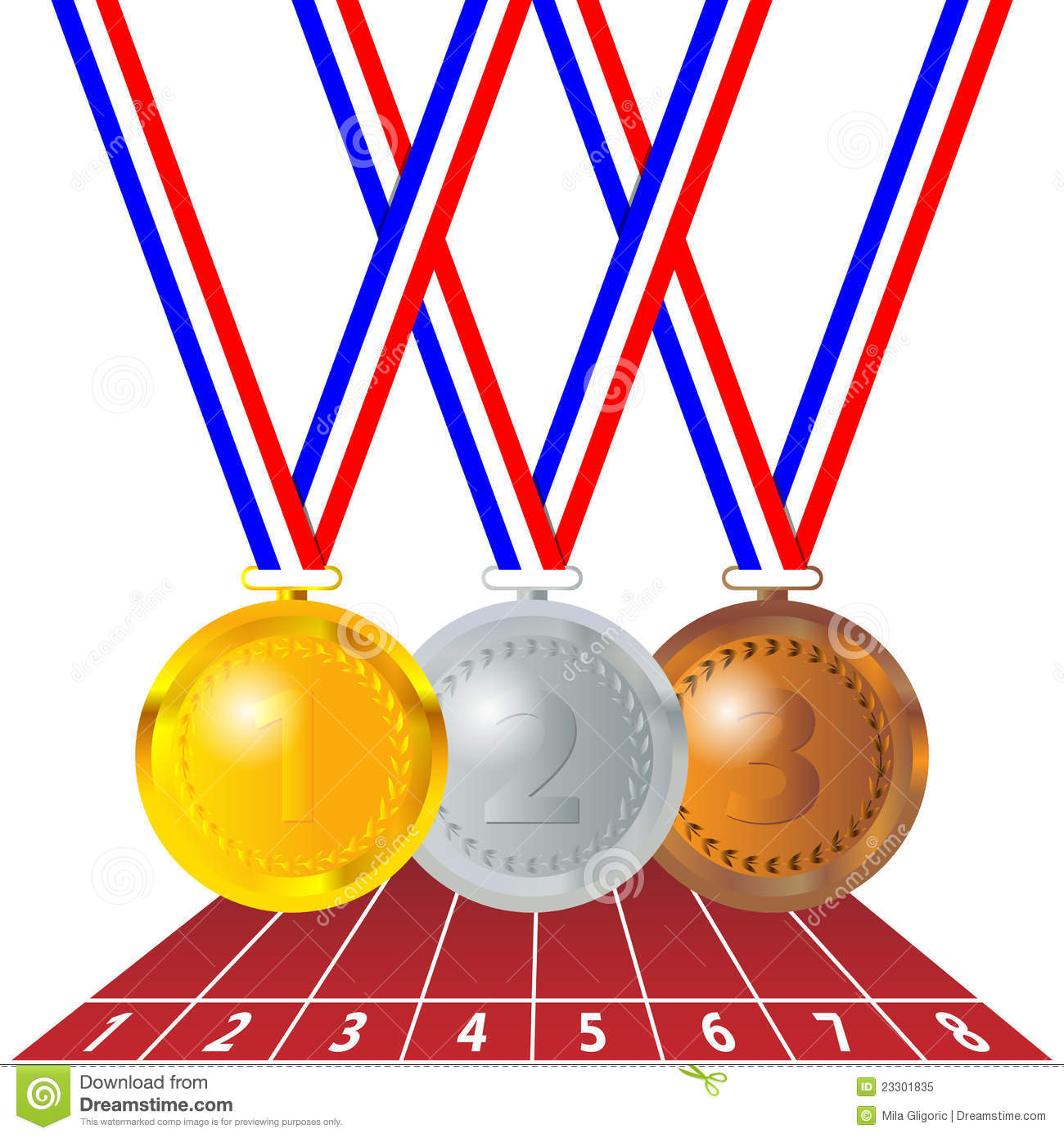 1300x1390 Olympic Games Clipart Many Medal