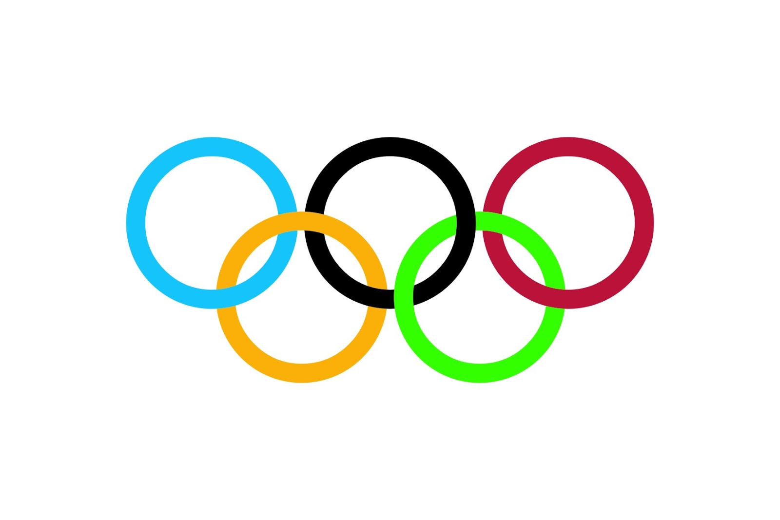 1600x1067 Olympic Rings Clipart#1932719