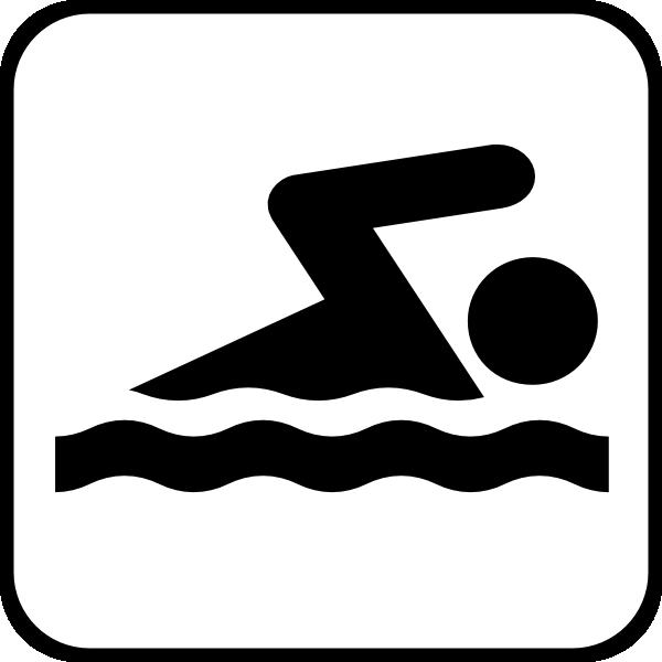 600x600 Swimming Pool Clip Art
