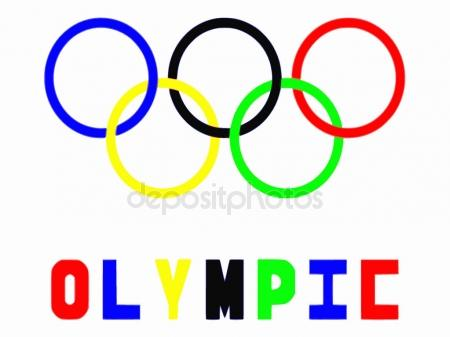 450x337 Olympic Logo Rings Stock Vectors, Royalty Free Olympic Logo Rings